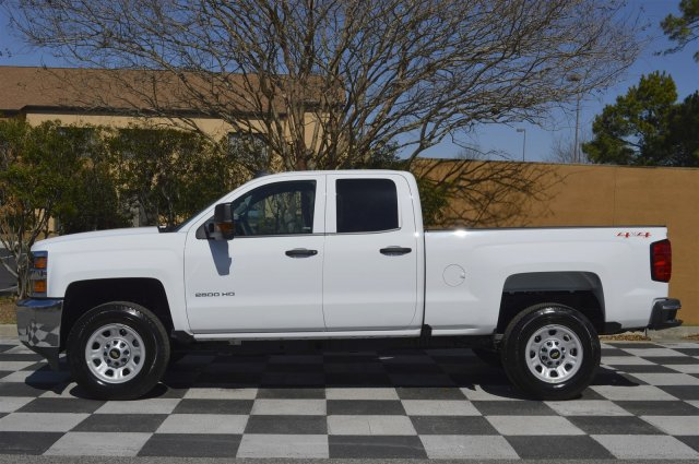 2017 Silverado 2500 Double Cab 4x4, Pickup #S1833 - photo 7