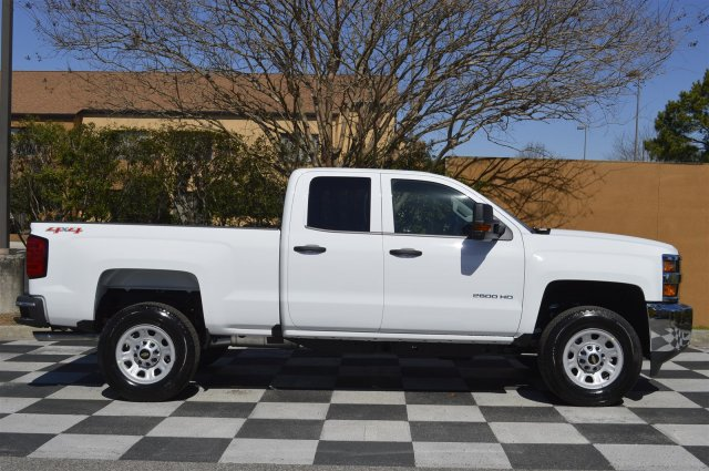 2017 Silverado 2500 Double Cab 4x4, Pickup #S1833 - photo 8