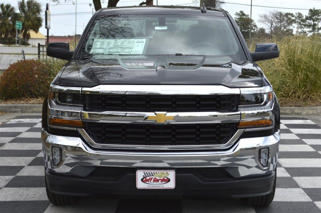 2017 Silverado 1500 Double Cab, Pickup #S1834 - photo 4