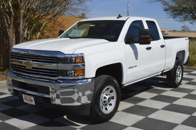 2017 Silverado 2500 Double Cab 4x4, Pickup #S1840 - photo 3