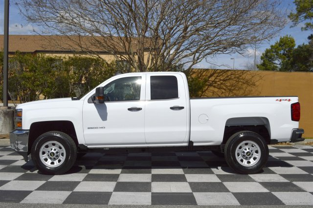 2017 Silverado 2500 Double Cab 4x4, Pickup #S1840 - photo 7