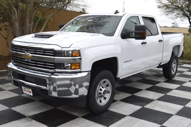2017 Silverado 2500 Crew Cab 4x4, Pickup #S1845 - photo 3