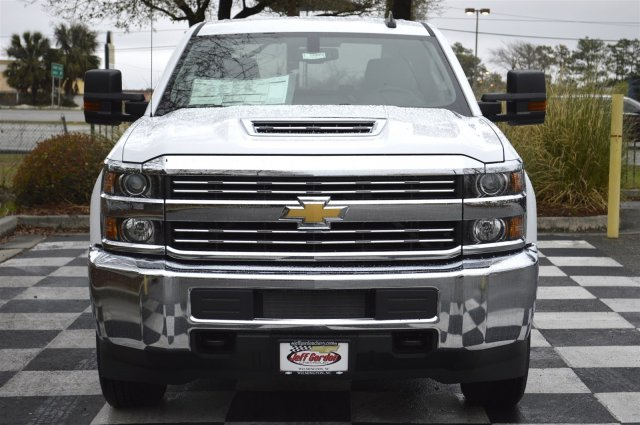 2017 Silverado 2500 Crew Cab 4x4, Pickup #S1845 - photo 4
