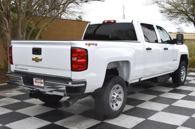 2017 Silverado 2500 Crew Cab 4x4, Pickup #S1845 - photo 2
