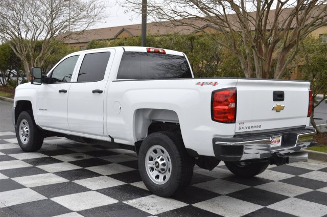 2017 Silverado 2500 Crew Cab 4x4, Pickup #S1845 - photo 5