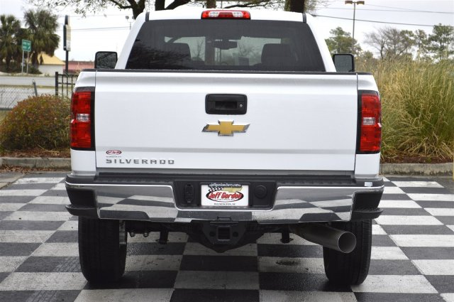 2017 Silverado 2500 Crew Cab 4x4, Pickup #S1845 - photo 6