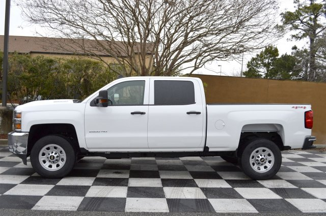 2017 Silverado 2500 Crew Cab 4x4, Pickup #S1845 - photo 7