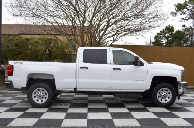 2017 Silverado 2500 Crew Cab 4x4, Pickup #S1845 - photo 8