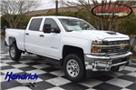 2017 Silverado 2500 Crew Cab 4x4, Pickup #S1845 - photo 1