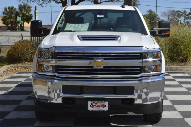 2017 Silverado 2500 Crew Cab 4x4, Pickup #S1847 - photo 4