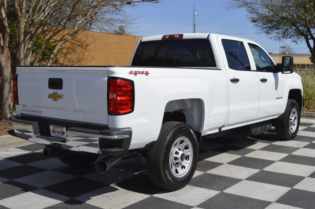 2017 Silverado 2500 Crew Cab 4x4, Pickup #S1847 - photo 2