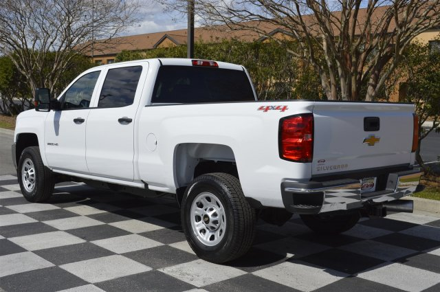 2017 Silverado 2500 Crew Cab 4x4, Pickup #S1847 - photo 5