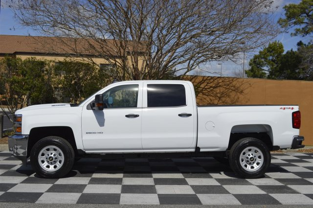 2017 Silverado 2500 Crew Cab 4x4, Pickup #S1847 - photo 7