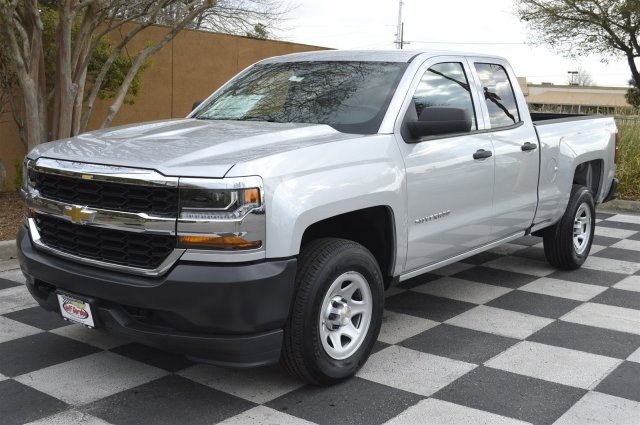 2017 Silverado 1500 Double Cab 4x4, Pickup #S1857 - photo 3