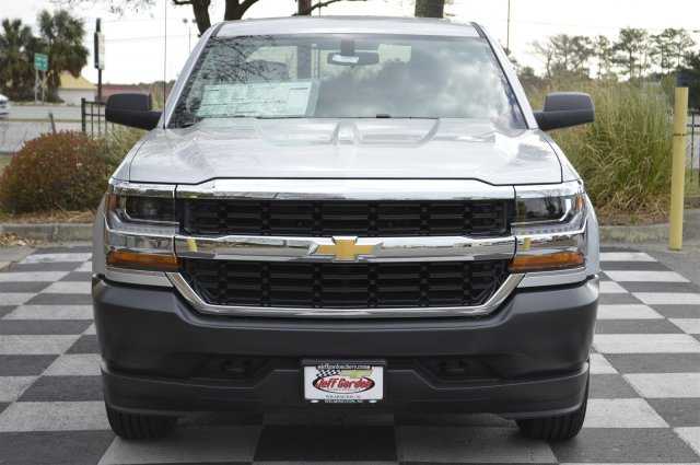 2017 Silverado 1500 Double Cab 4x4, Pickup #S1857 - photo 4