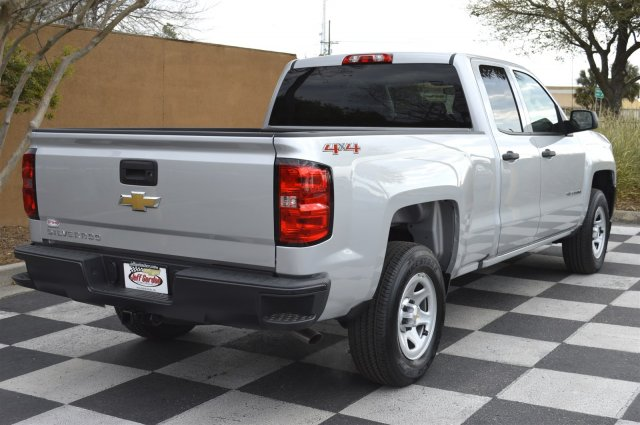 2017 Silverado 1500 Double Cab 4x4, Pickup #S1857 - photo 2