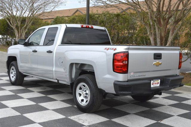 2017 Silverado 1500 Double Cab 4x4, Pickup #S1857 - photo 5