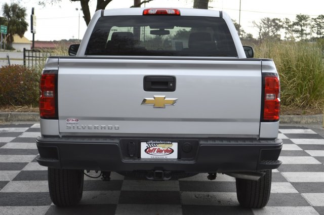 2017 Silverado 1500 Double Cab 4x4, Pickup #S1857 - photo 6