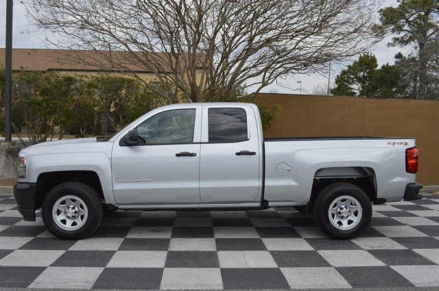 2017 Silverado 1500 Double Cab 4x4, Pickup #S1857 - photo 7