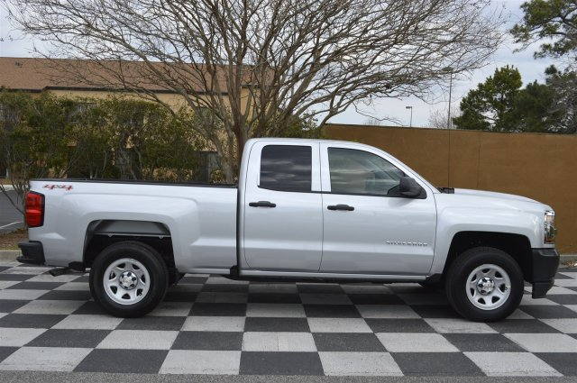 2017 Silverado 1500 Double Cab 4x4, Pickup #S1857 - photo 8