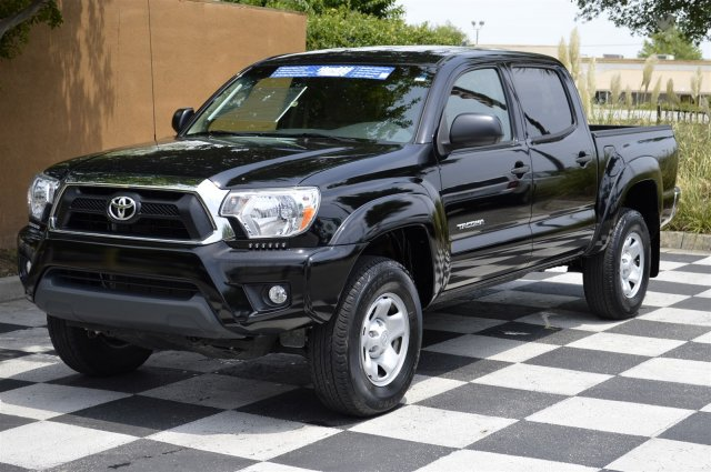 2015 Tacoma Double Cab, Pickup #S1857A - photo 3