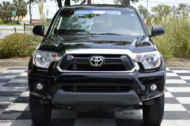 2015 Tacoma Double Cab, Pickup #S1857A - photo 4
