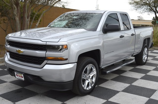 2017 Silverado 1500 Double Cab 4x4, Pickup #S1859 - photo 3