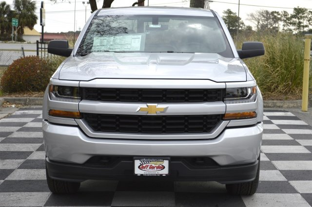 2017 Silverado 1500 Double Cab 4x4, Pickup #S1859 - photo 4