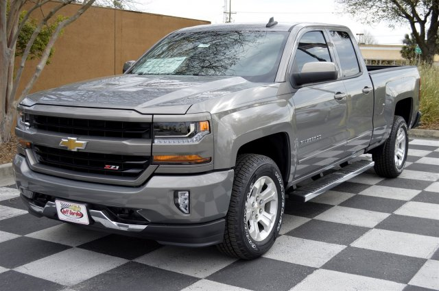 2017 Silverado 1500 Double Cab 4x4, Pickup #S1860 - photo 3