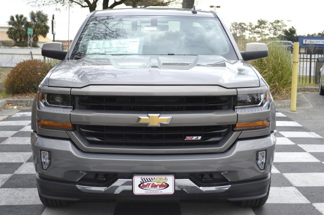2017 Silverado 1500 Double Cab 4x4, Pickup #S1860 - photo 4