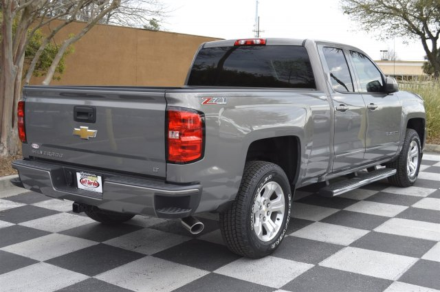 2017 Silverado 1500 Double Cab 4x4, Pickup #S1860 - photo 2