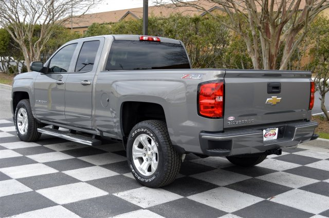 2017 Silverado 1500 Double Cab 4x4, Pickup #S1860 - photo 5