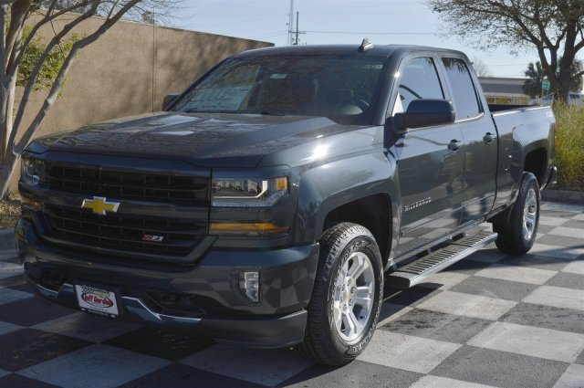 2017 Silverado 1500 Double Cab 4x4, Pickup #S1862 - photo 3