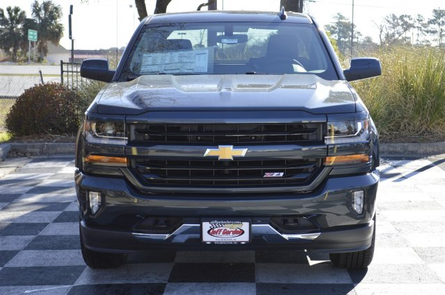 2017 Silverado 1500 Double Cab 4x4, Pickup #S1862 - photo 4