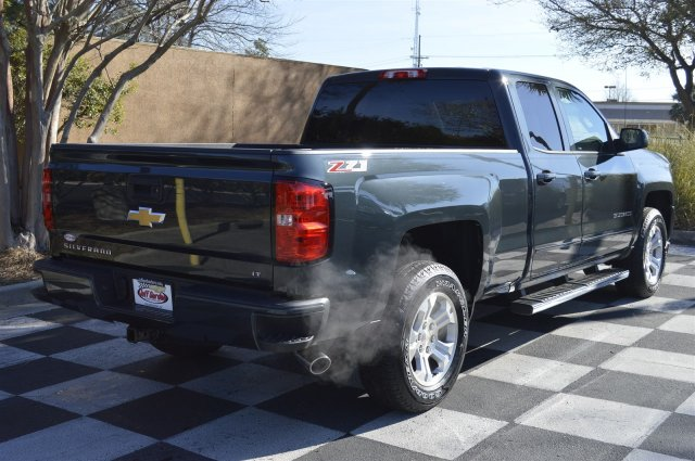 2017 Silverado 1500 Double Cab 4x4, Pickup #S1862 - photo 2
