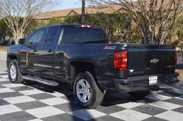 2017 Silverado 1500 Double Cab 4x4, Pickup #S1862 - photo 5