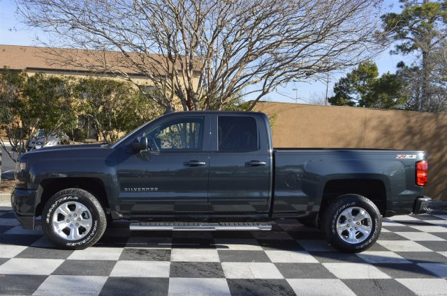 2017 Silverado 1500 Double Cab 4x4, Pickup #S1862 - photo 7