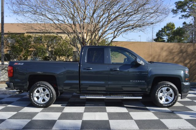 2017 Silverado 1500 Double Cab 4x4, Pickup #S1862 - photo 8