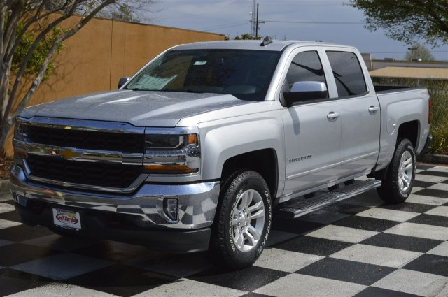 2017 Silverado 1500 Crew Cab 4x4, Pickup #S1881 - photo 3