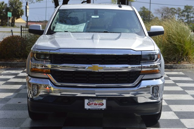 2017 Silverado 1500 Crew Cab 4x4, Pickup #S1881 - photo 4