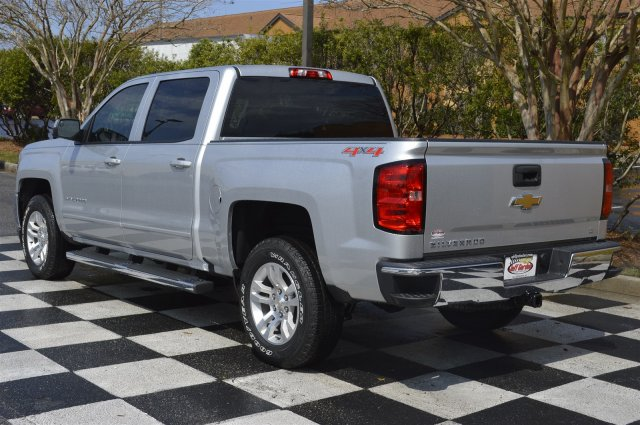 2017 Silverado 1500 Crew Cab 4x4, Pickup #S1881 - photo 5
