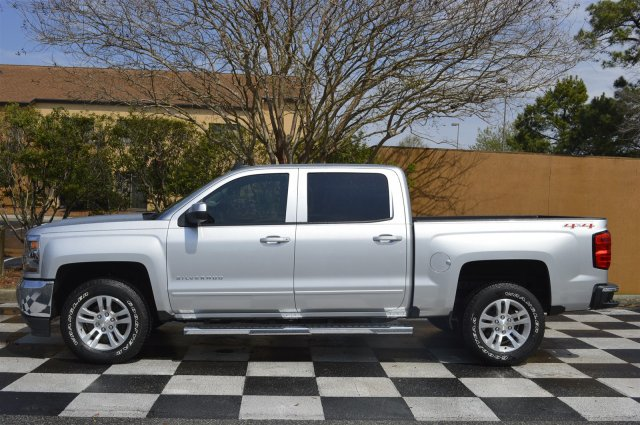 2017 Silverado 1500 Crew Cab 4x4, Pickup #S1881 - photo 7
