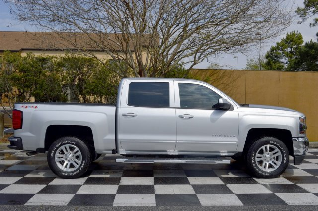 2017 Silverado 1500 Crew Cab 4x4, Pickup #S1881 - photo 8