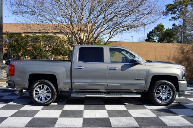 2017 Silverado 1500 Crew Cab 4x4, Pickup #S1890 - photo 8