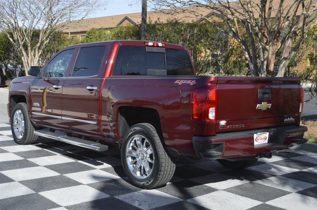 2017 Silverado 1500 Crew Cab 4x4, Pickup #S1893 - photo 5