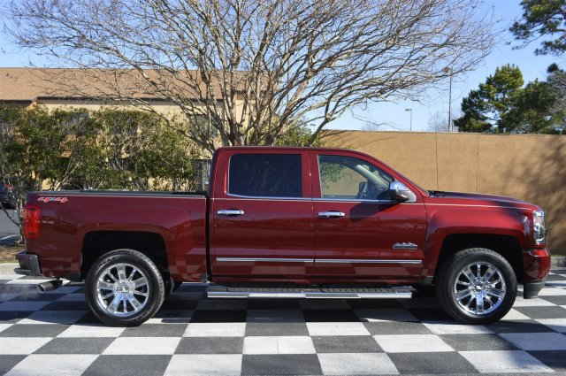 2017 Silverado 1500 Crew Cab 4x4, Pickup #S1893 - photo 8