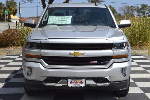 2017 Silverado 1500 Double Cab 4x4, Pickup #S1896 - photo 4