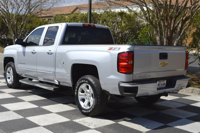 2017 Silverado 1500 Double Cab 4x4, Pickup #S1896 - photo 5