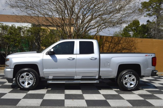 2017 Silverado 1500 Double Cab 4x4, Pickup #S1896 - photo 7