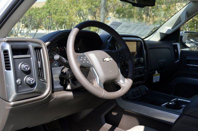 2017 Silverado 1500 Crew Cab 4x4, Pickup #S1903 - photo 10